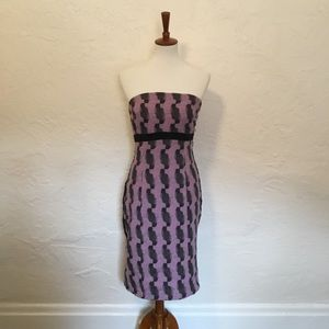 Dresses & Skirts - Very rare! Wool houndstooth dress. Size medium